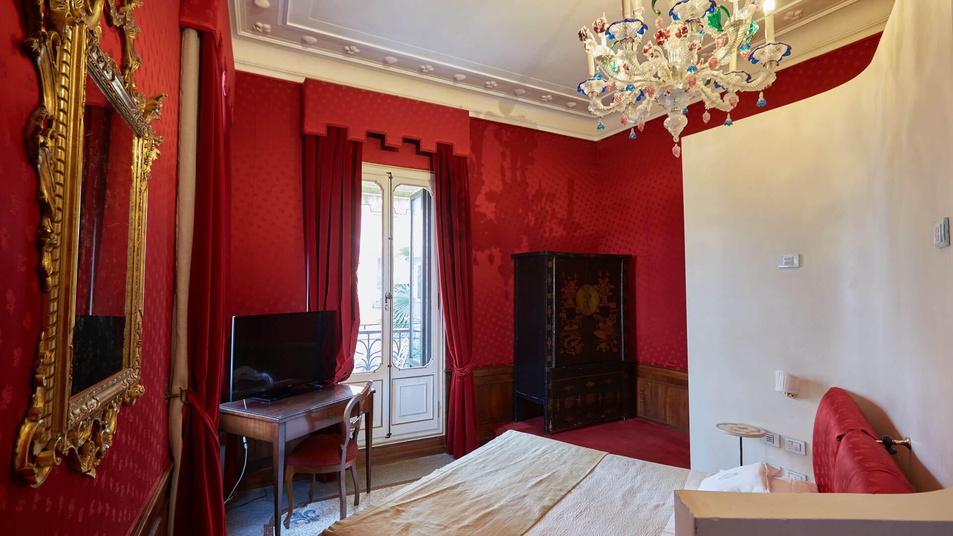 Rooms suites ca 39 nigra lagoon resort venice official for Design hotel venezia